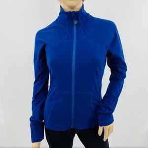 Lululemon Blue Runner Strong Jacket